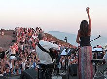 Montagne e musica