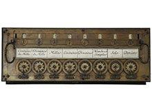 Storia del computer prima del computer (2)